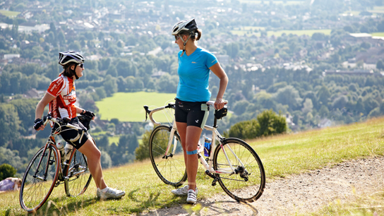 A ride to the top of Box Hill in Surrey is a trip that every London ...