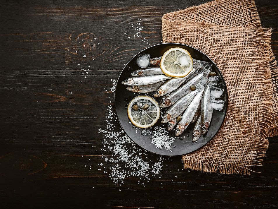 Five ways to use anchovies, according to chef Jacob Kenedy