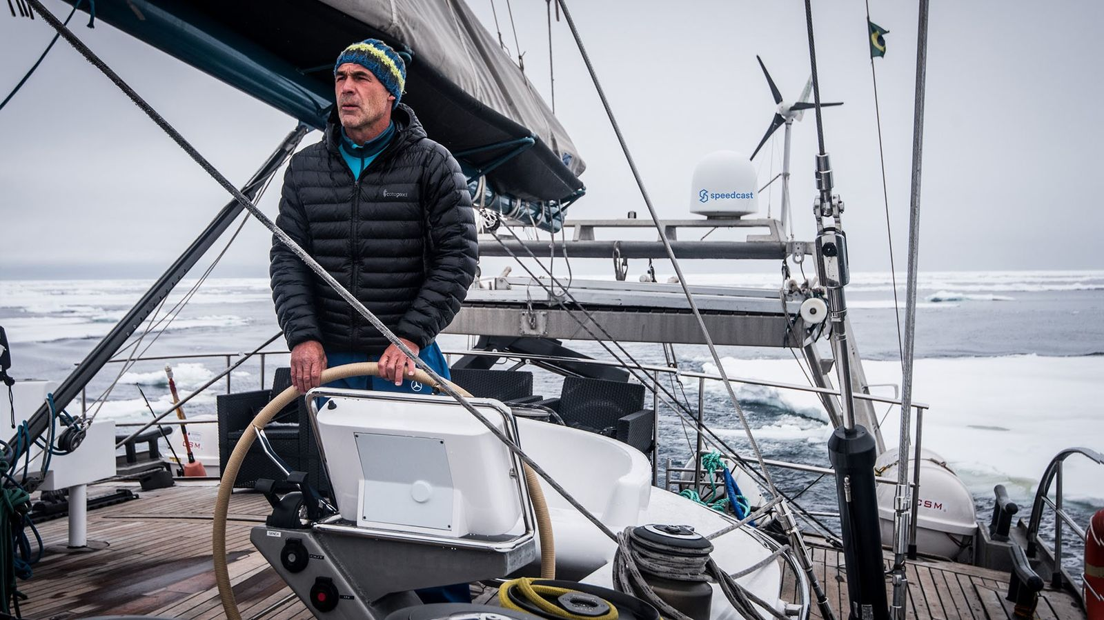 Meet the adventurer: Mike Horn on risk, polar challenges and caring for the planet