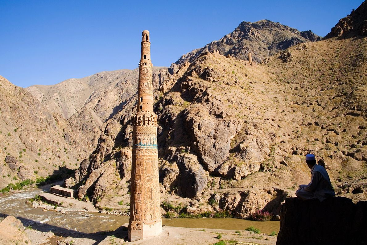 Minaret and Archaeological Remains of Jam, Afghanistan