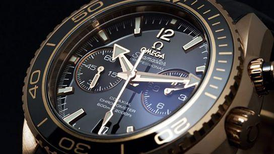 Swiss brand Omega.
