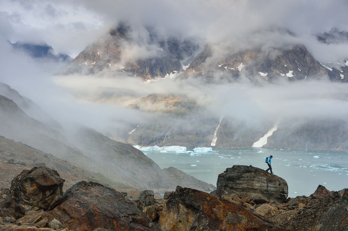 Remote cirques, narrow fjords, and sweeping valleys form the perfect backdrop for outdoor adventures such as ...