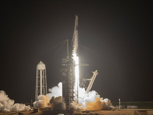 SpaceX takes 4 passengers to orbit—a glimpse at private spaceflight's future