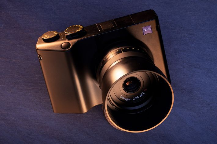 Best for: Easy workflow. Where WiFi is available, the Zeiss ZX1 allows you to edit and ...