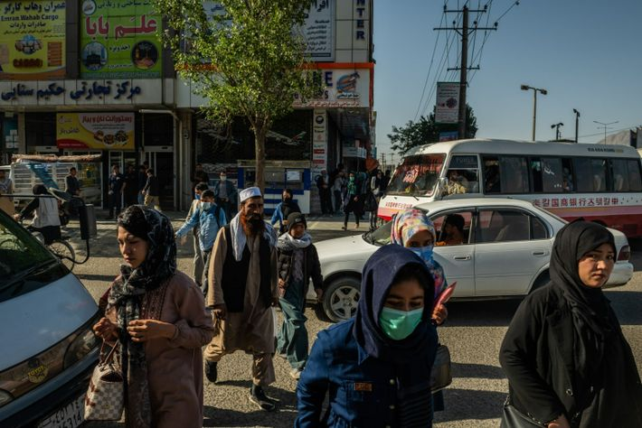 Once a haven for provincial newcomers to Kabul from the minority Hazara ethnic group, the Dasht-e ...
