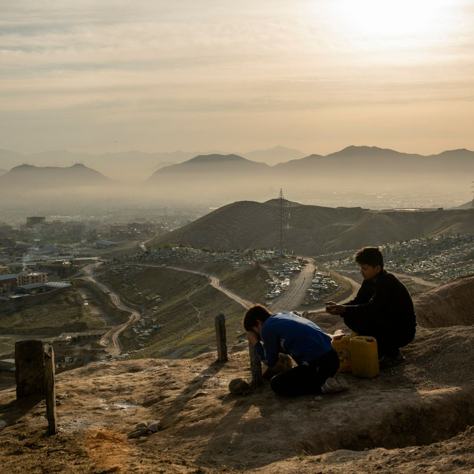 A photographer gives an inside look at the fall of Kabul, her longtime home