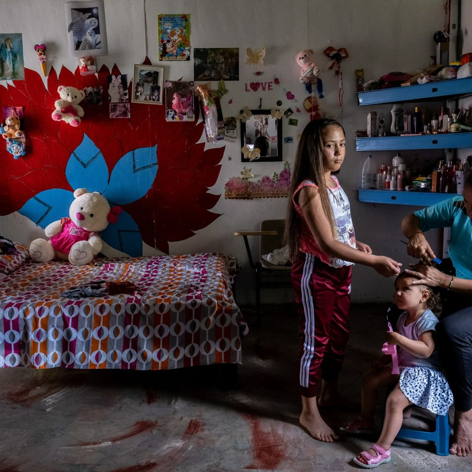'Baby boom' among Colombian rebels was a sign of hope. Now the families face uncertainty.