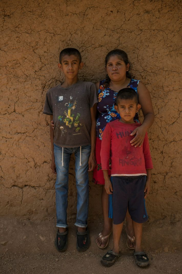 In 2011, Santos Florinda was part of a lawsuit against the Guatemalan government along with her ...