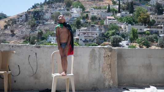 'Freedom, freedom, we want to live in freedom.' Palestinians endure decades-old occupation.