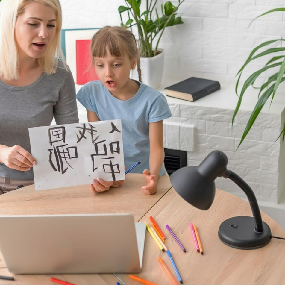 Why learning a new language is good for the whole family
