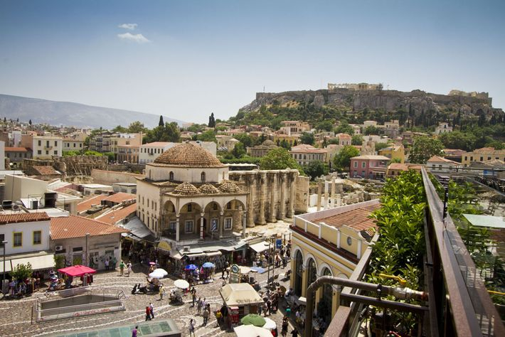 Athens is undergoing a cultural renaissance, with street art, pop-up galleries and modern architectural gems standing ...