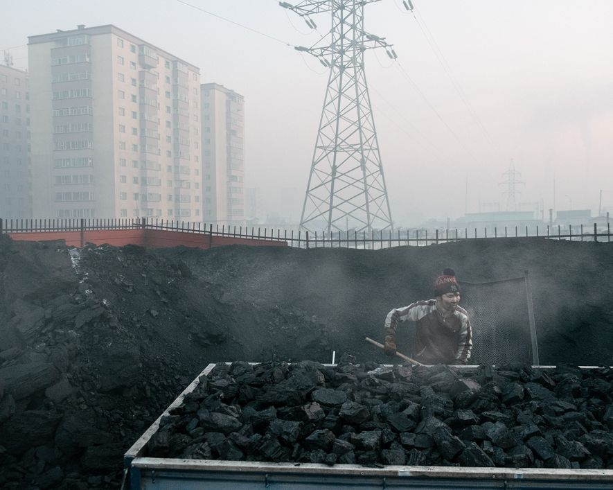 Kids suffer most in one of Earth's most polluted cities