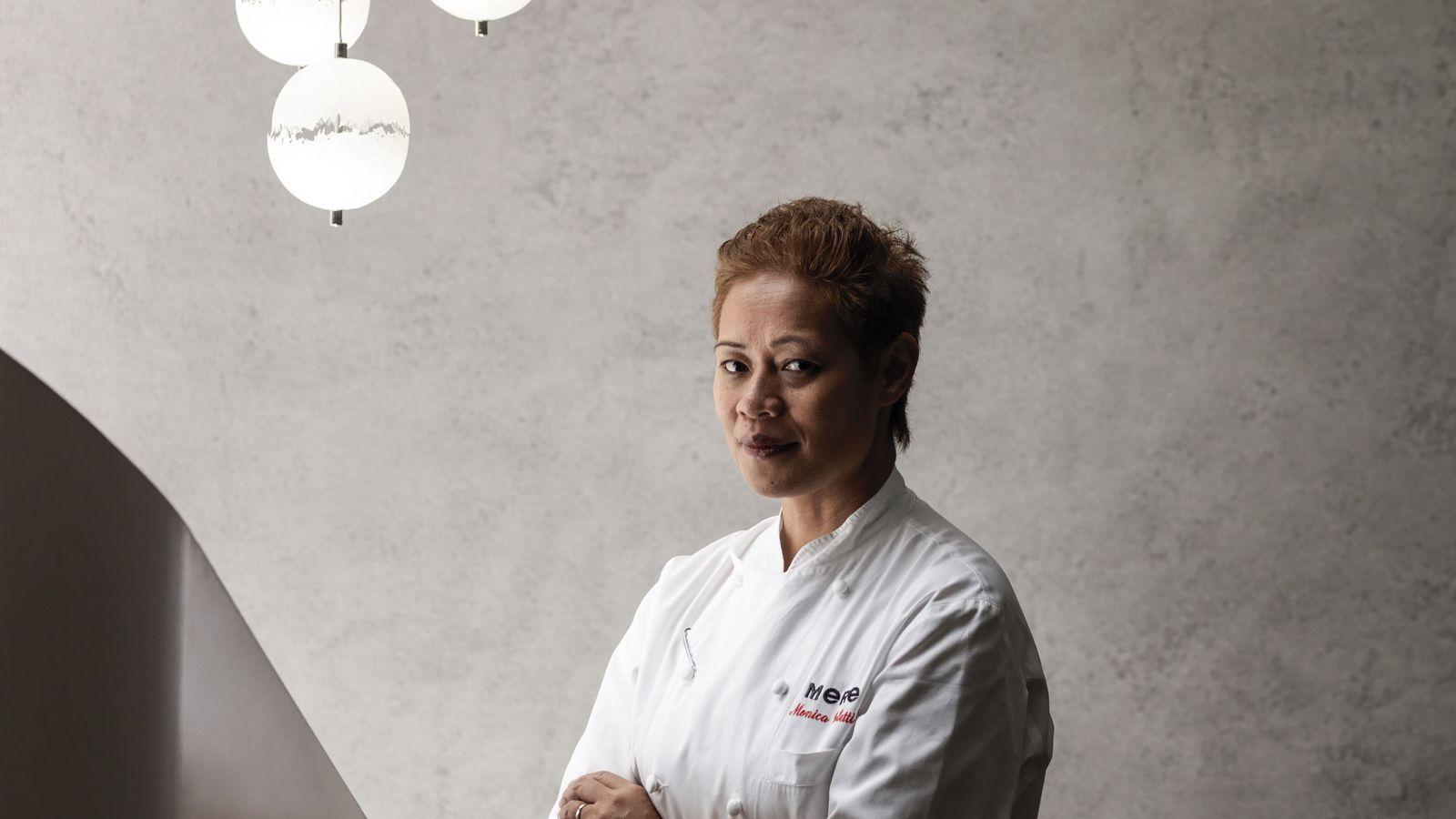Chef Monica Galetti