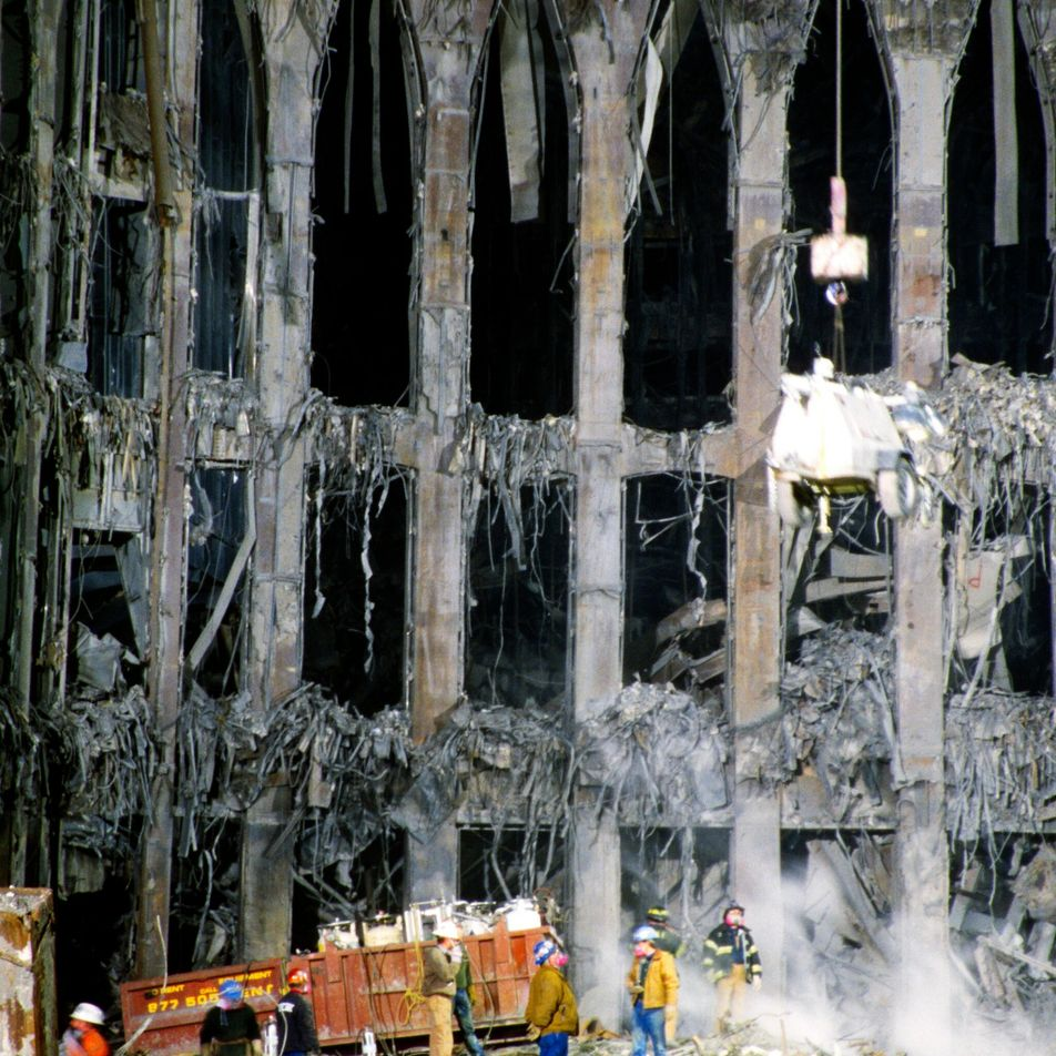 The archaeological treasures that survived 9/11