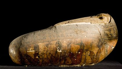 Ancient Egyptians mummified millions of birds. Where did they get them?