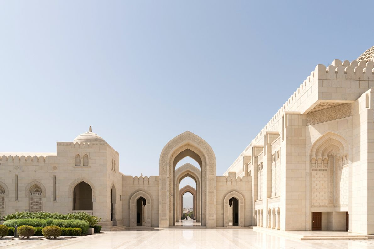 Back in the capital, centuries-old traditions seamlessly intertwine with modernity. In Muscat, you won't find any ...