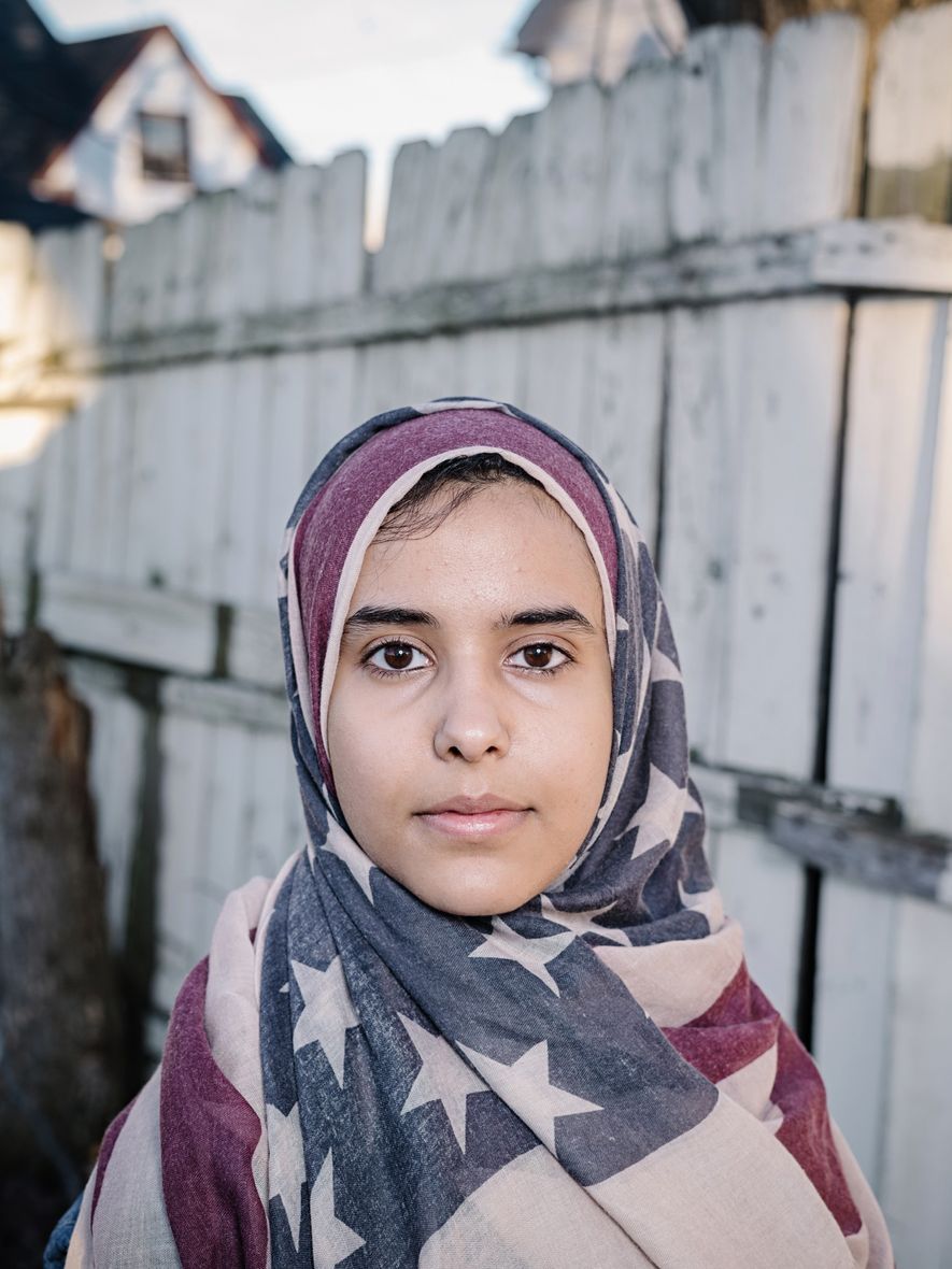 Iman Saleh, whose parents are from Yemen, is a journalism student at Wayne State University in ...