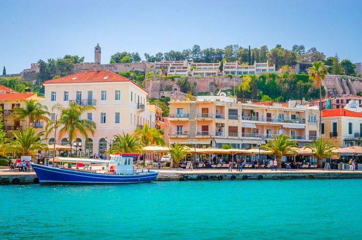 Nafplio is often dubbed the most romantic town in Greece, thanks to its jaw-dropping Venetian architecture ...