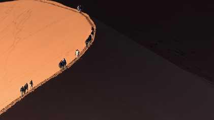 Namibia: Life on Mars