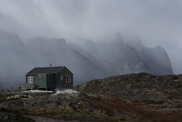 Intrigued by local communities' daily lives, Chu has also explored the isolated villages of southern Greenland, ...
