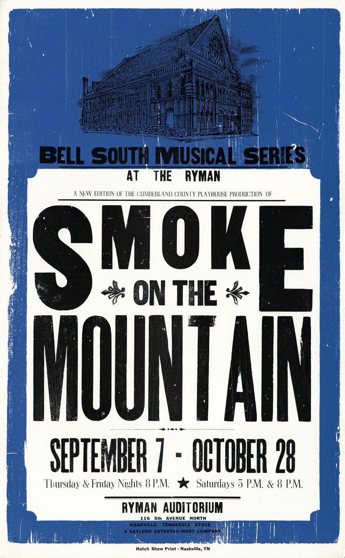 Smoke on the Mountain