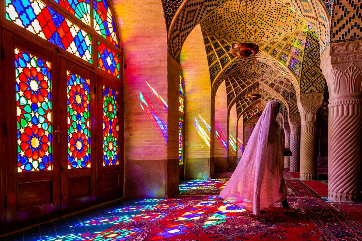 Nasir Al Molk Mosque