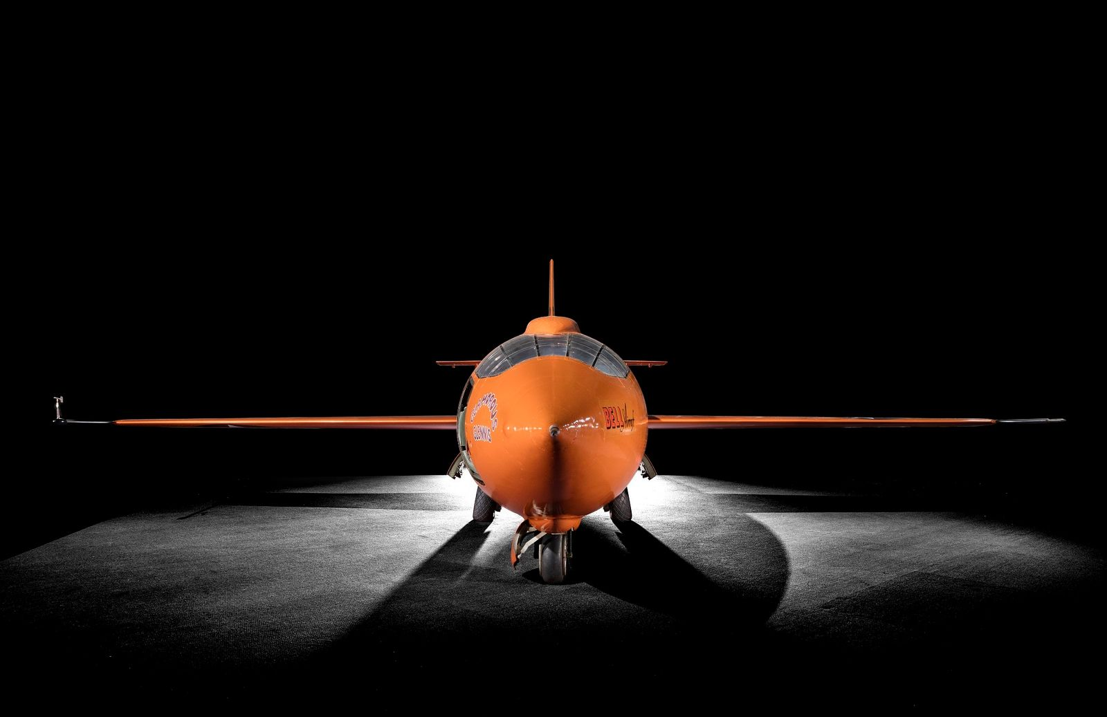 The Bell X-1, piloted by Chuck Yeager, was the first plane to break the sound barrier.
