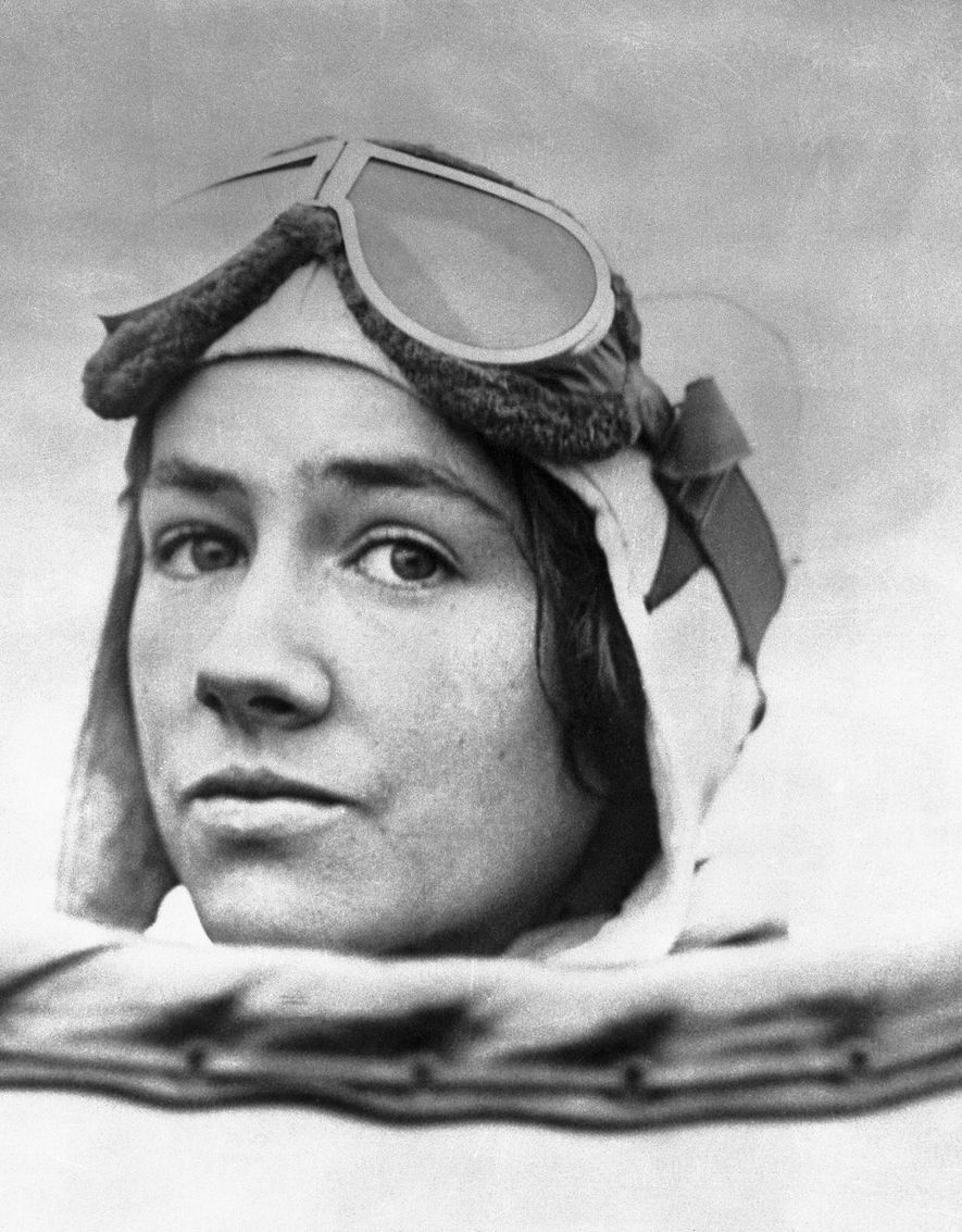 Anne Morrow Lindbergh spent her early years of marriage breaking aviation records with her husband, Charles. ...