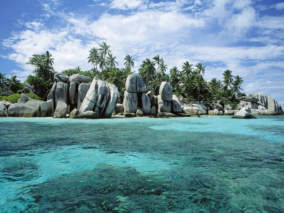 Adventures in the  Seychelles
