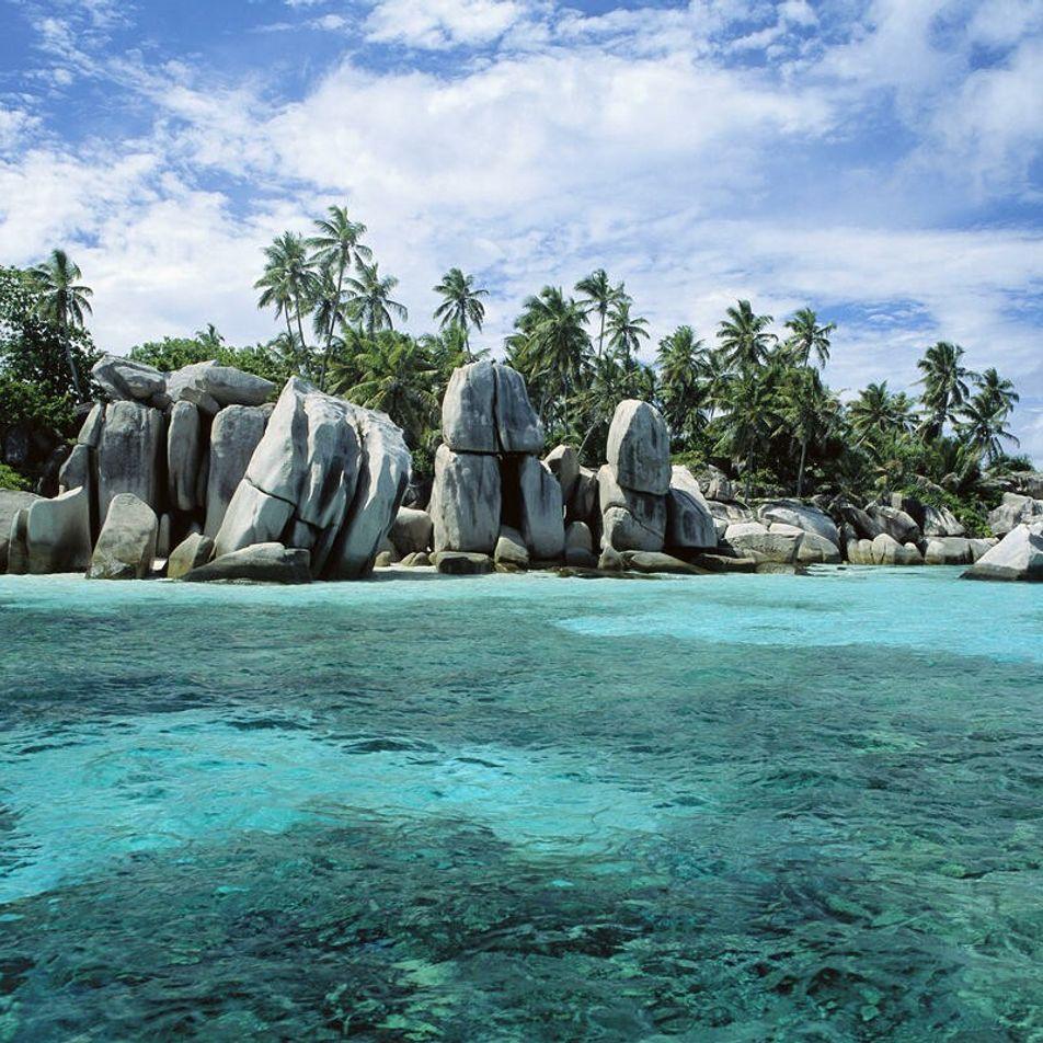 Adventures in the  Seychelles