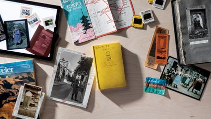 What it's like to travel through time in Nat Geo's archives