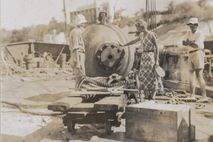 In the 1930s the boldest attempt at crewed deep-sea exploration was conducted in a steel contraption ...