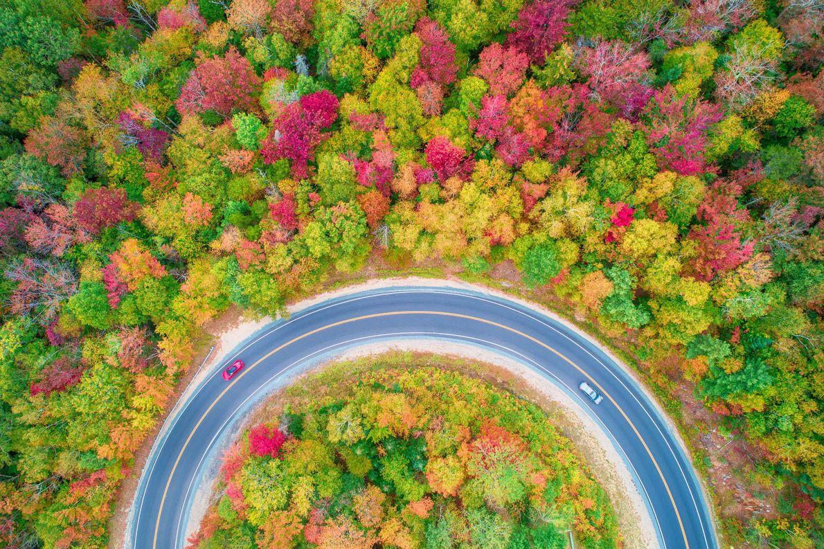 Dixville Notch, New Hampshire