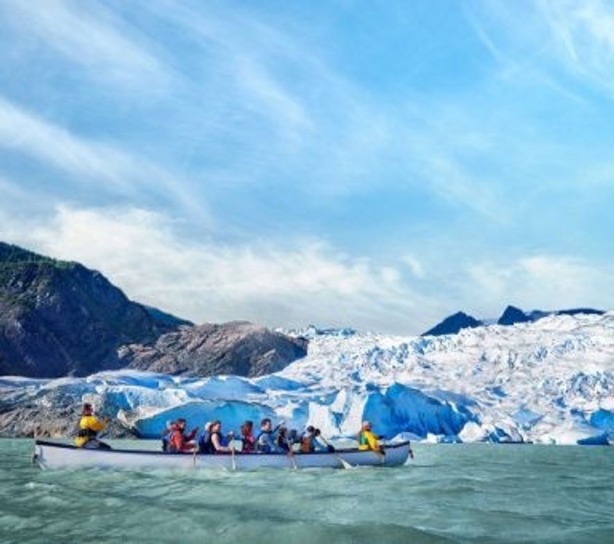 Top five reasons to take a cruise around Alaska with Norwegian Cruise Line