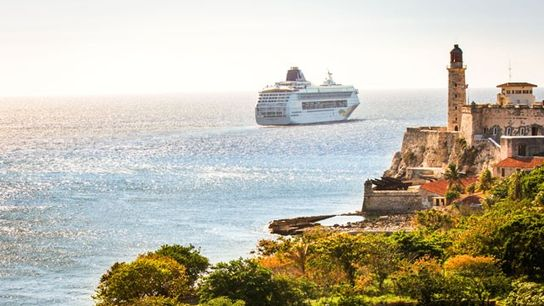 Departing Morro Castle