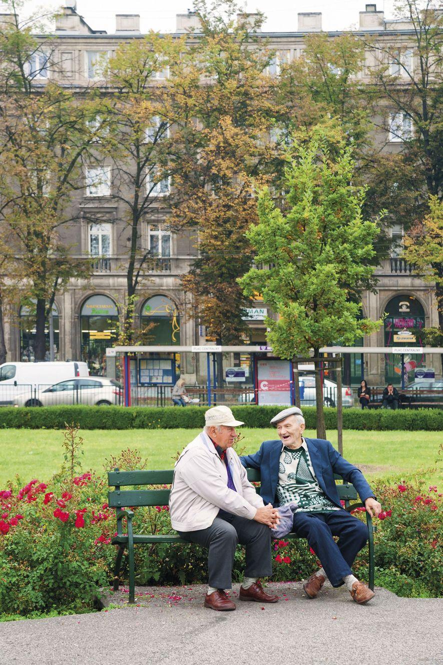 Central Square, Nowa Huta.