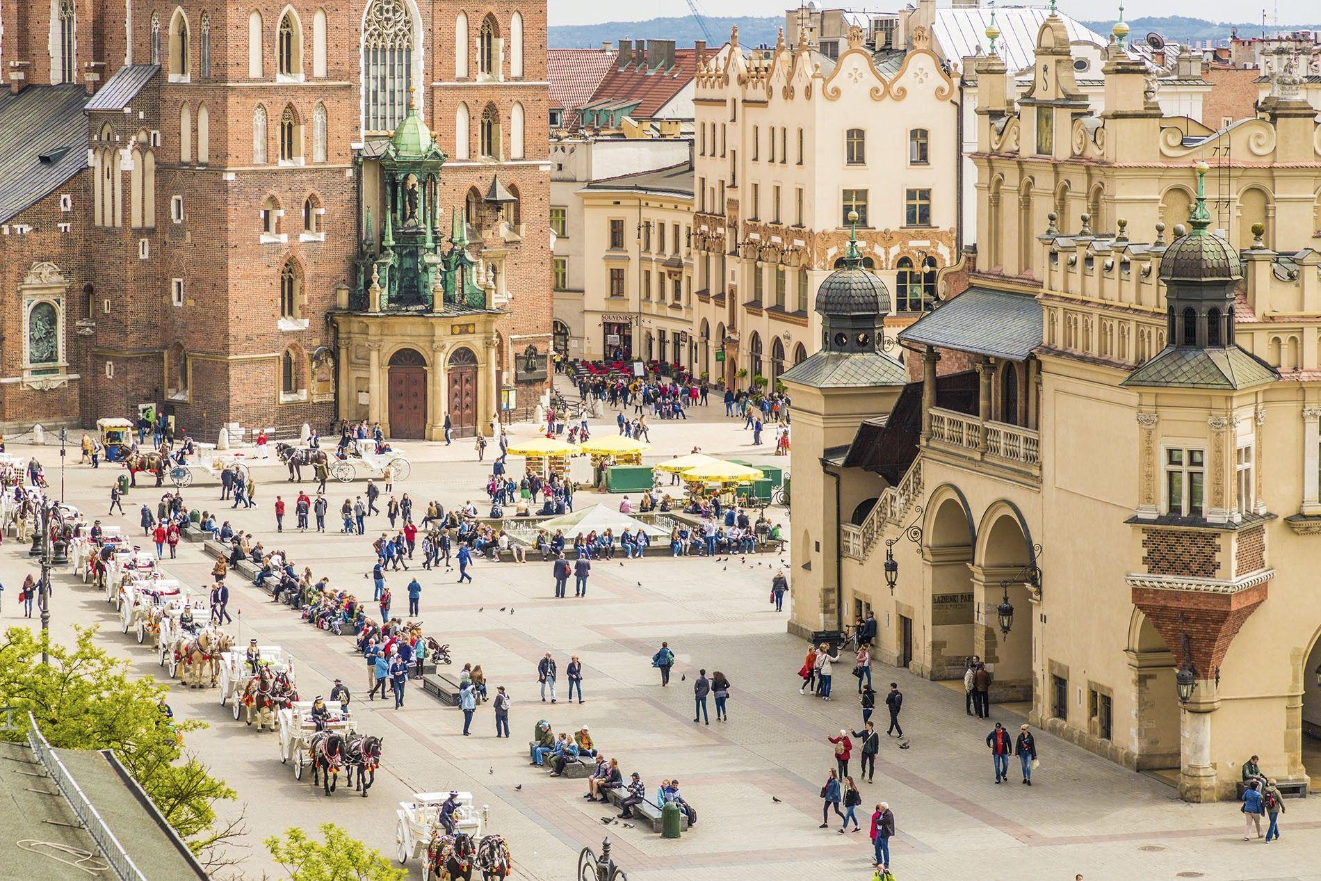 A neighbourhood guide to Krakow | National Geographic