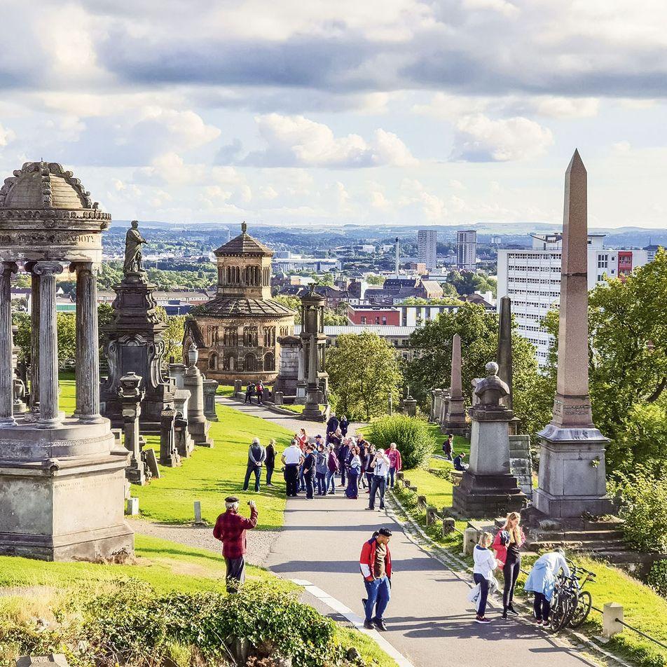 A neighbourhood guide to the city of Glasgow