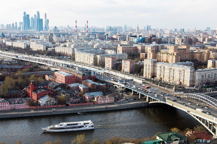 A neighbourhood guide to Moscow