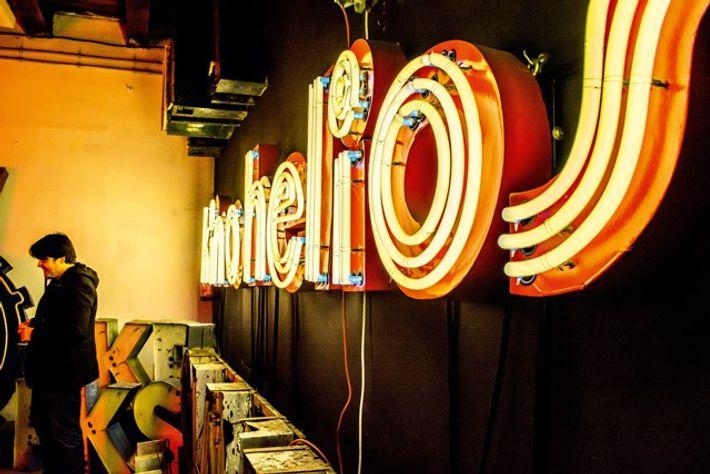 Neon Muzeum. Image: Sameena Jarosz