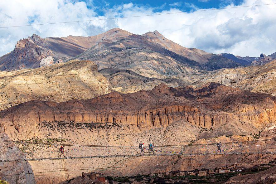 Nepal's Annapurna Circuit