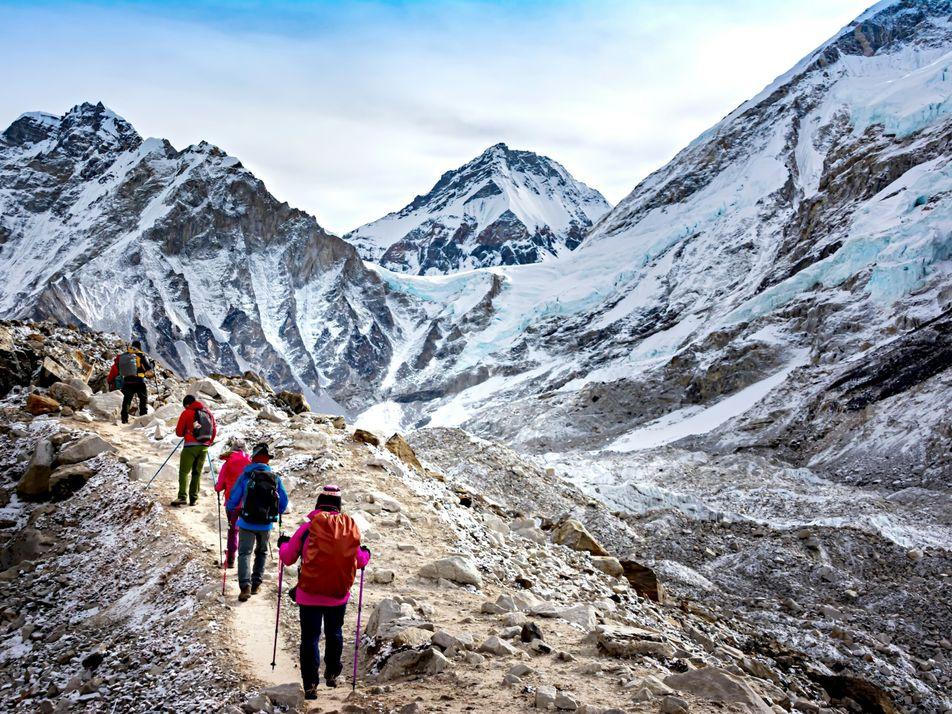 Will the pandemic crush Nepal's trekking industry?