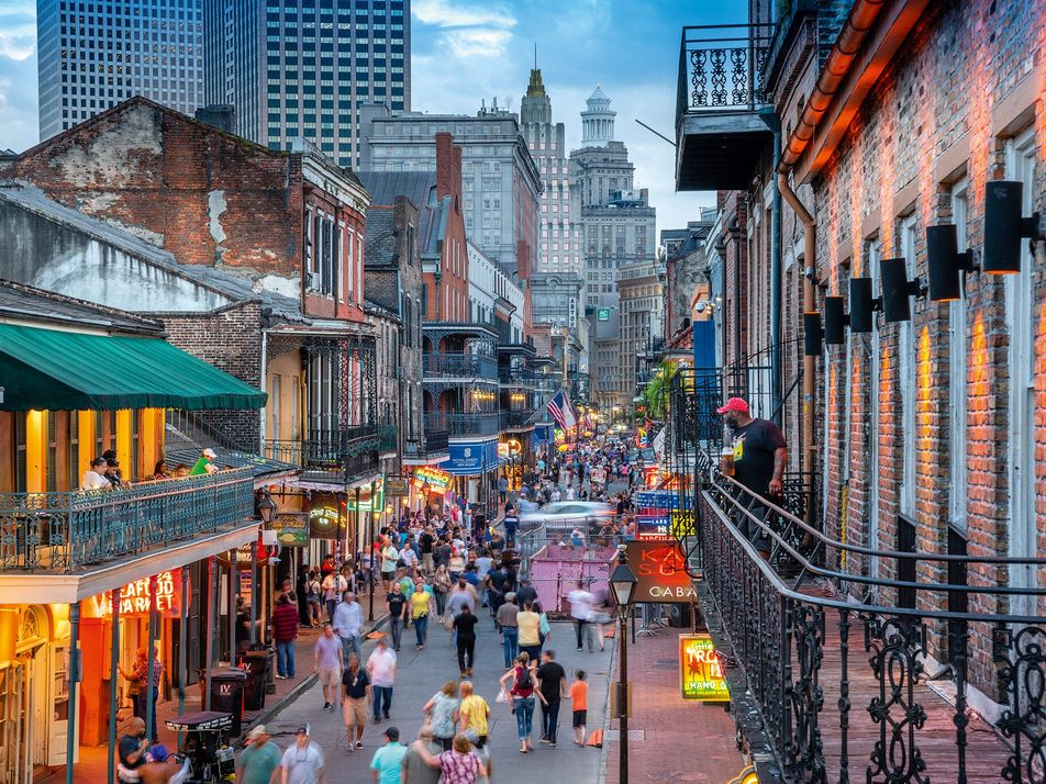 A city guide to New Orleans, America's cocktail capital