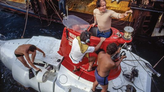 He found the Titanic, but for Robert Ballard the search never ends
