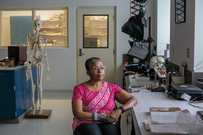 NGM Tulsa (forensic anthropologist)