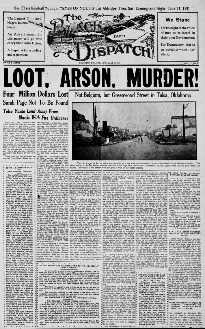 NGM Tulsa (archival newspaper)