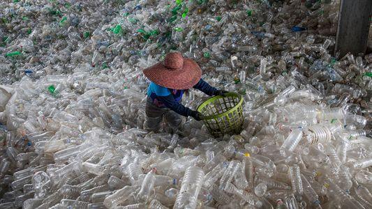 Can you solve the plastics problem? New prize invites ideas.