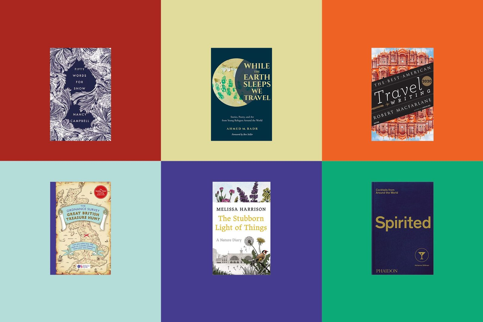 All the best travel books to serve as gifts for your loved ones this Christmas.