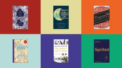 Six inspiring travel books for your Christmas wishlist
