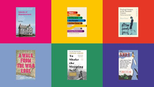 Six new travel reads for your bookshelf in 2021